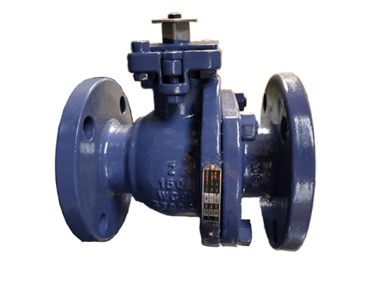 2 Inch Flanged Ball Valve, ISO 17292