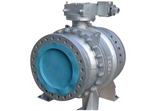 3PC Ball Valve, Flanged Ends, Cast Steel