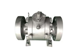 A105N Trunnion Ball Valve, Fire Safe
