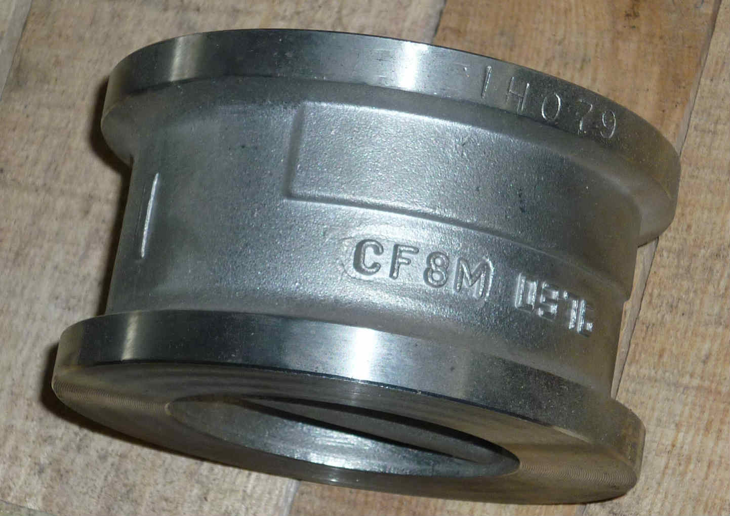 A351 CF8M Wafer Check Valve
