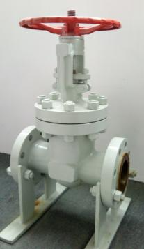 A352 LCC Gate Valves, API 600