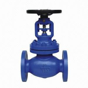 API 600 Globe Valve, Full Port, RF