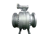 Ball Valve, DN800, PN50, Flanged