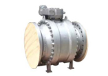 Ball Valve, Split Body, 3PC, Carbon Steel