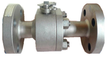 Bolted Body Floating Ball Valve, Class 600