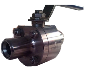 BW Ends Floating Ball Valve