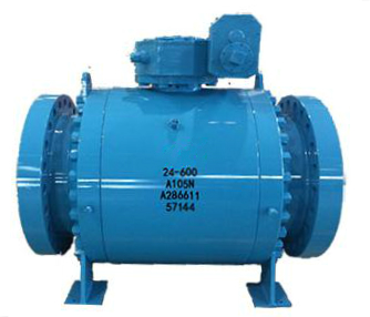 Class 600 Ball Valve, ANSI, Flanged, 24 Inch