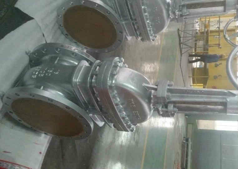 Flexible Wedge Gate Valve, Carbon Steel