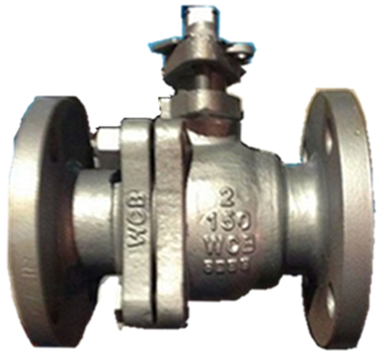 Floating Ball Valves, Carbon Steel, Class 150