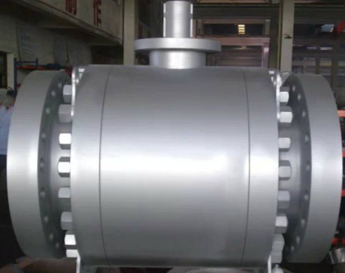 Forged Steel Ball Valve, 24 Inch, Class 300