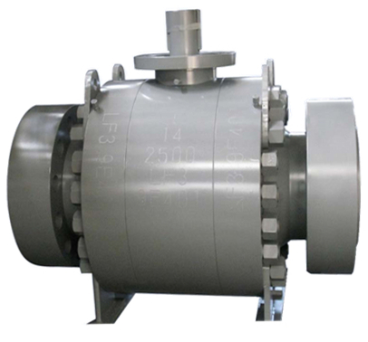 Forged Steel Ball Valve, 2500 Lb, 14 Inch