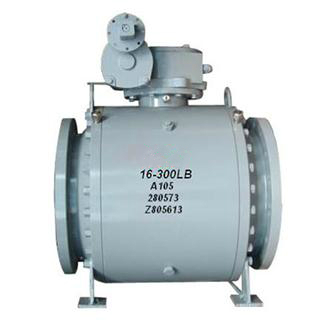 Forged Steel Ball Valve, A105, 16 Inch, RF