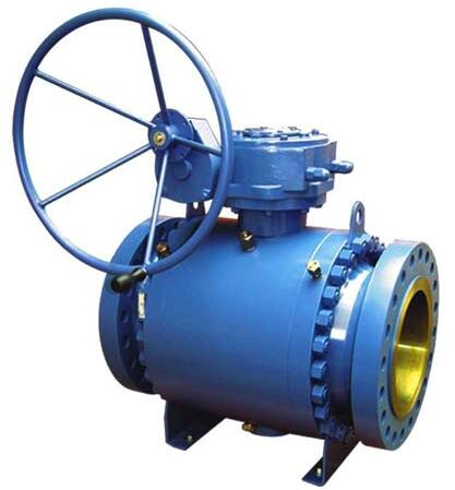 Forged Steel Ball Valve, ASTM A105, 3PC