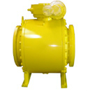 Full Port Bolted Ball Valve