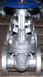 Gate Valve, 2 Inch, 300#, Flanged