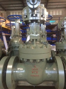 Gate Valves, 8 Inch, Class 300, Flanged