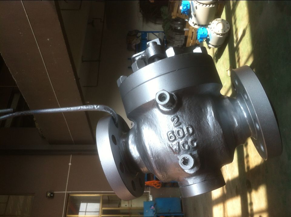 Class 300 Top Entry Ball Valve