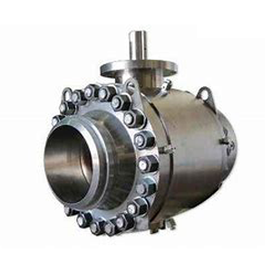High Pressure Carbon Steel Ball Valves