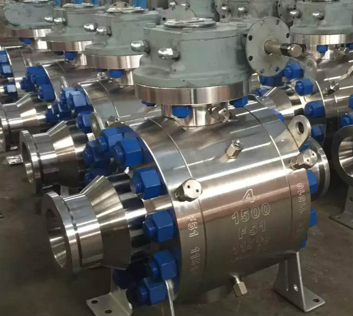 Hub End Ball Valves