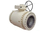 Large Size Ball Valve, Industrial Service
