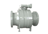 LCB Ball Valve, Cryogenic, RF