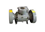Reduced Bore Trunnion Ball Valve, ANSI