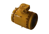 Short Pattern Ball Valve
