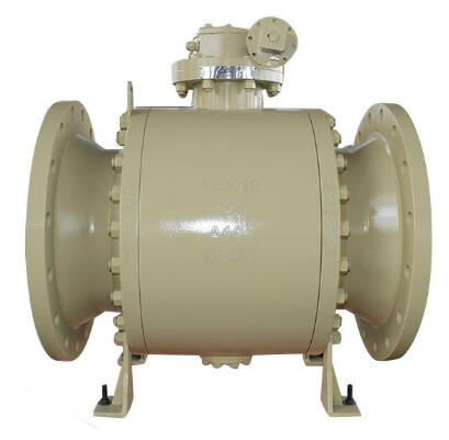 Trunnion Mounted Ball Valve, Carbon Steel, 150#