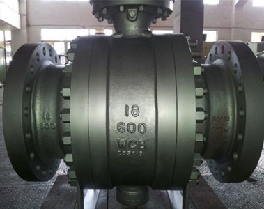 Trunnion Ball Valve Class 600