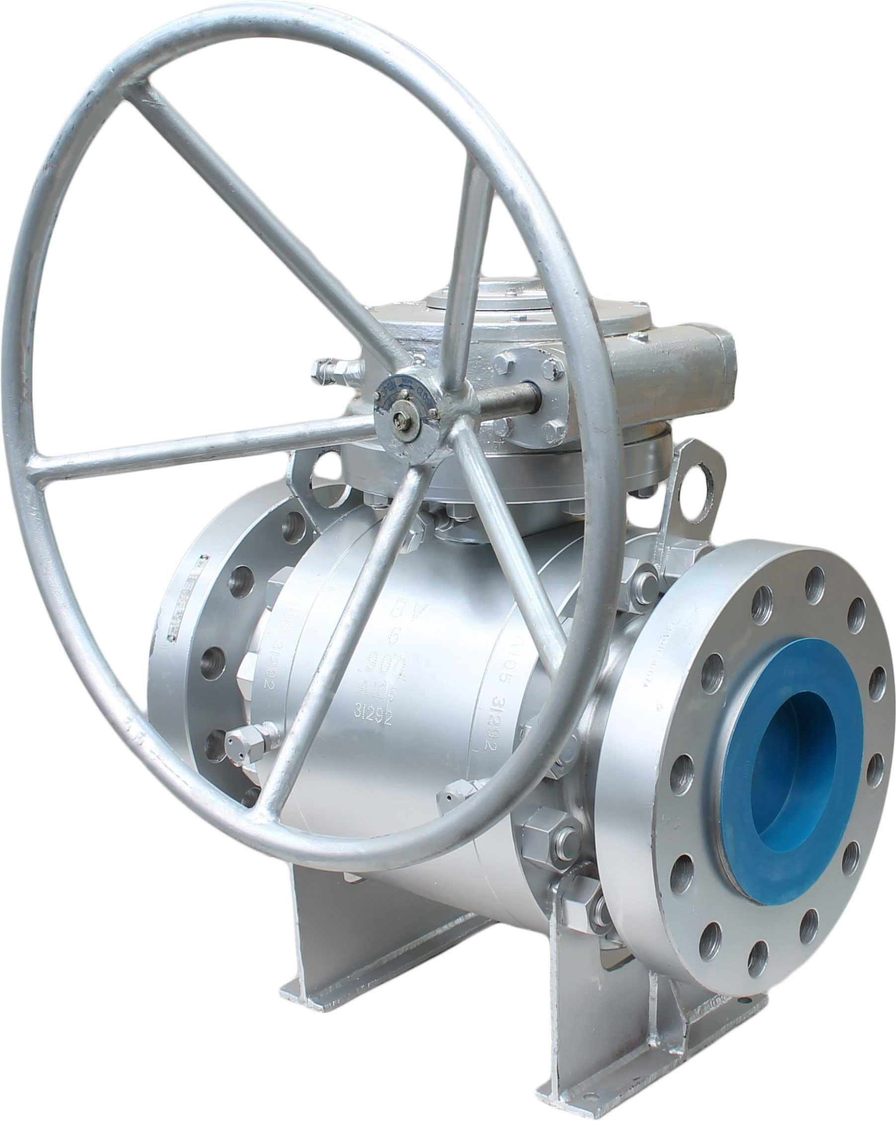 Trunnion Ball Valve Class 900
