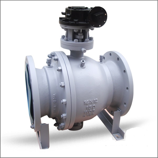 Trunnion Ball Valve Fire Safe