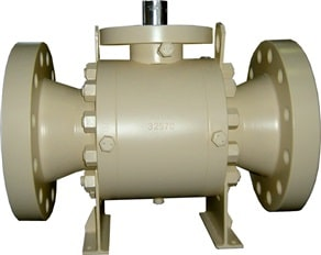 Trunnion Ball Valve Cavity Release
